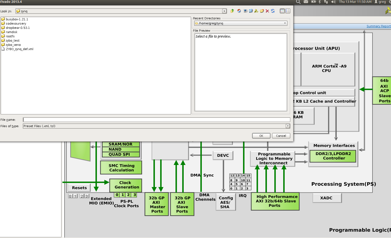 Hardware design for Zybo – Greg's Embedded Software Blog